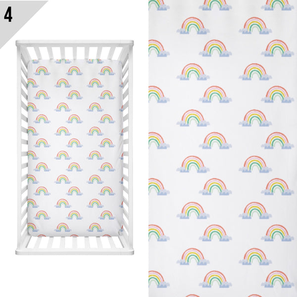 Rainbows / Fairytale / Unicorns Bedding - Dotboxed
