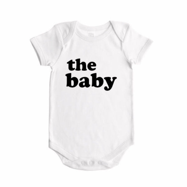 The Baby BODYSUIT - Dotboxed