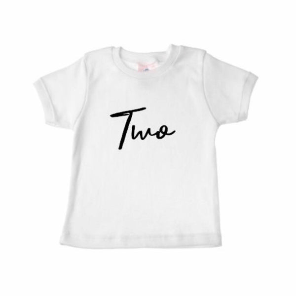 Birthday Shirts HANDWRITTEN - Dotboxed