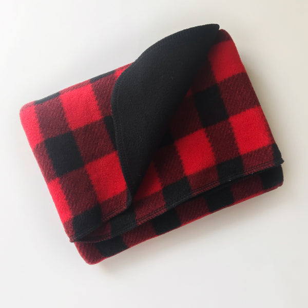 Plaid blanket - Dotboxed