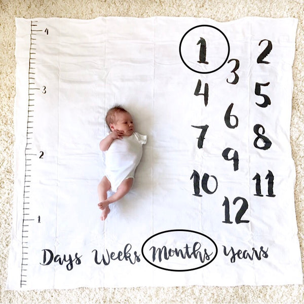 ANNIVERSARY BLANKET - AGE + GROWTH-Wholesale - Dotboxed