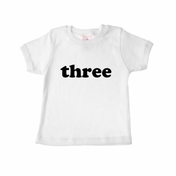 Birthday Shirts BOLD - Wholesale - Dotboxed