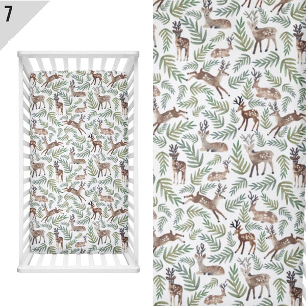 Animals / Insects / Dinosaurs / Woodland / Adventure Bedding - Dotboxed