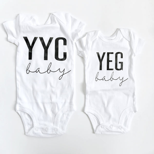 CITY BABY-  BODYSUIT
