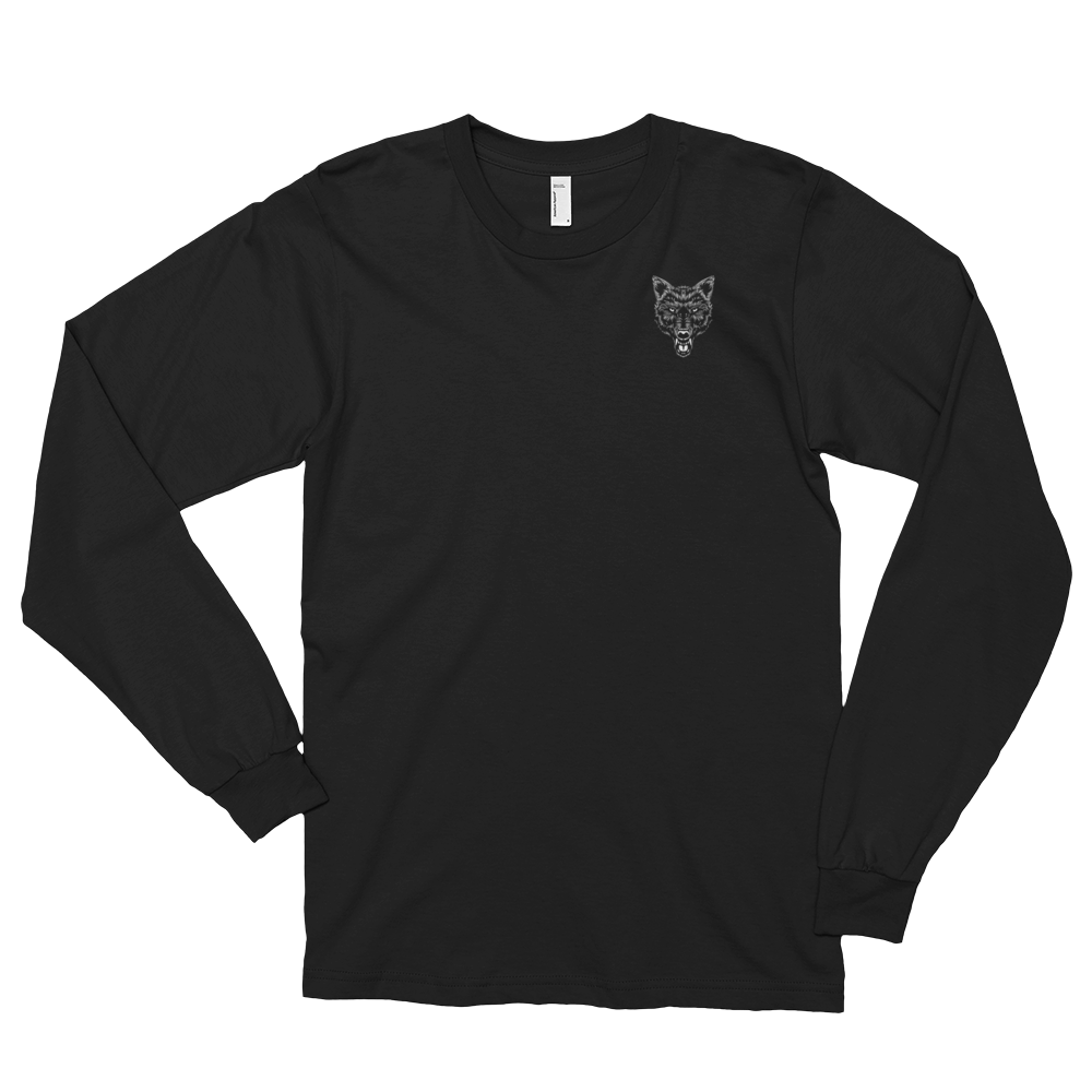 WOLFIE LONG SLEEVE SHIRT