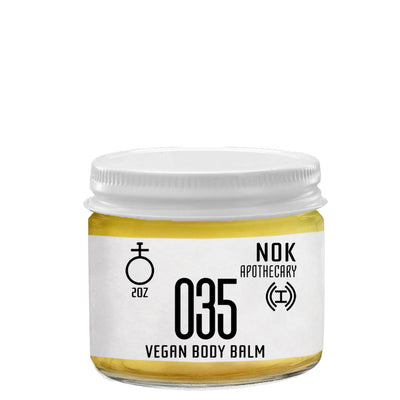 Vegan Body Balm - The Nok Apothecary