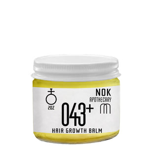 Coconut Oil Hair Growth Balm | 043 - The Nok Apothecary