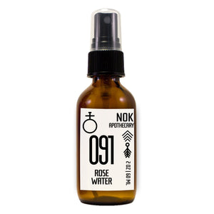 091 | Organic Rose Water - The Nok Apothecary