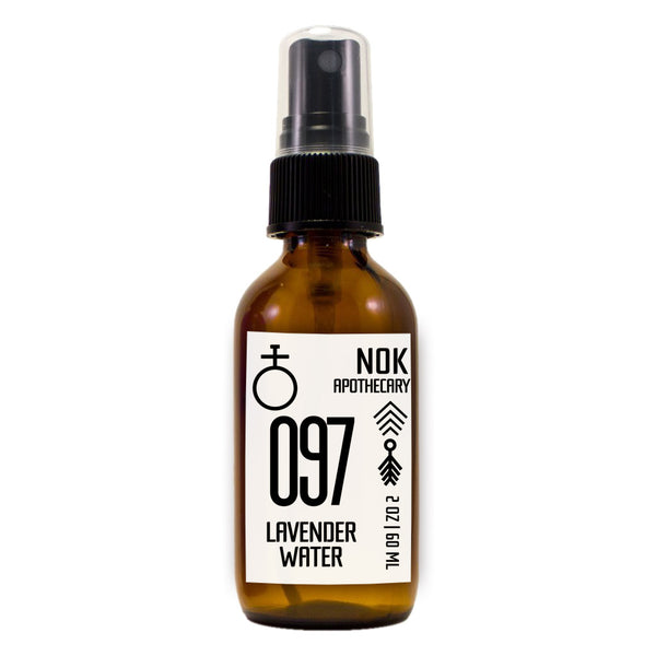 Organic Lavender Water | 097 - The Nok Apothecary