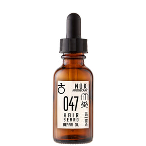 Hair + Beard Growth Oil | 047 - The Nok Apothecary