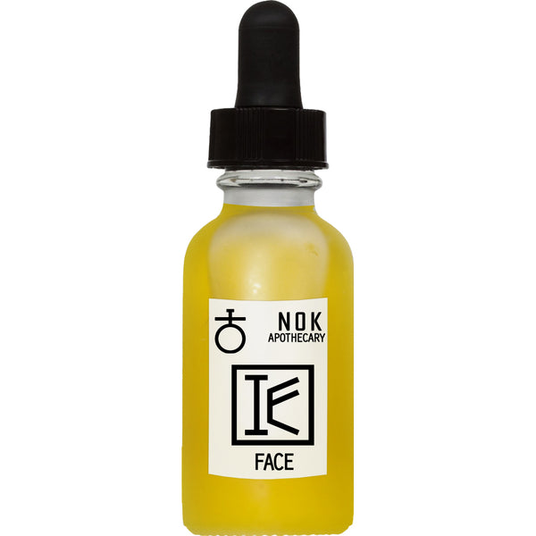 Squalene + Rose Hip Facial Serum | FACE - The Nok Apothecary