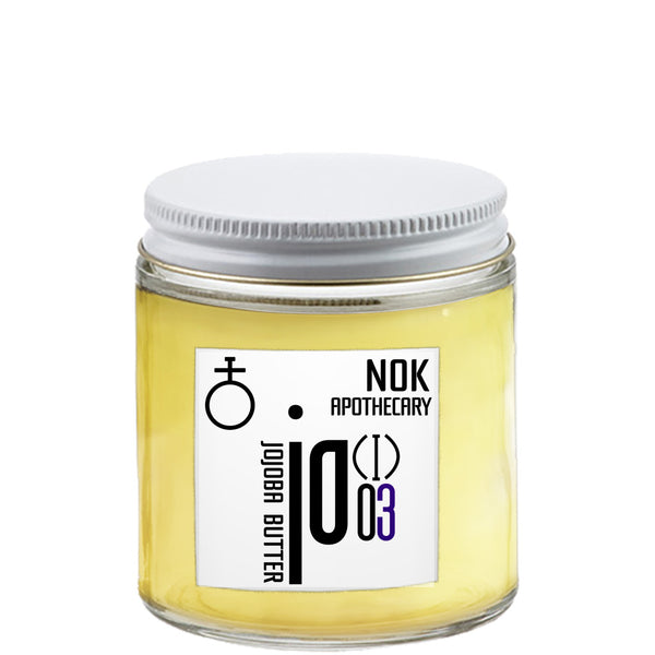 Organic + Wildcrafted Jojoba Butter | Jo - The Nok Apothecary