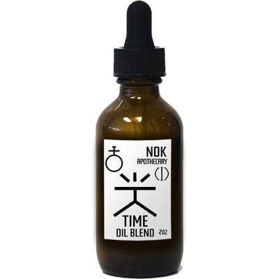 Time | Body Oil - The Nok Apothecary