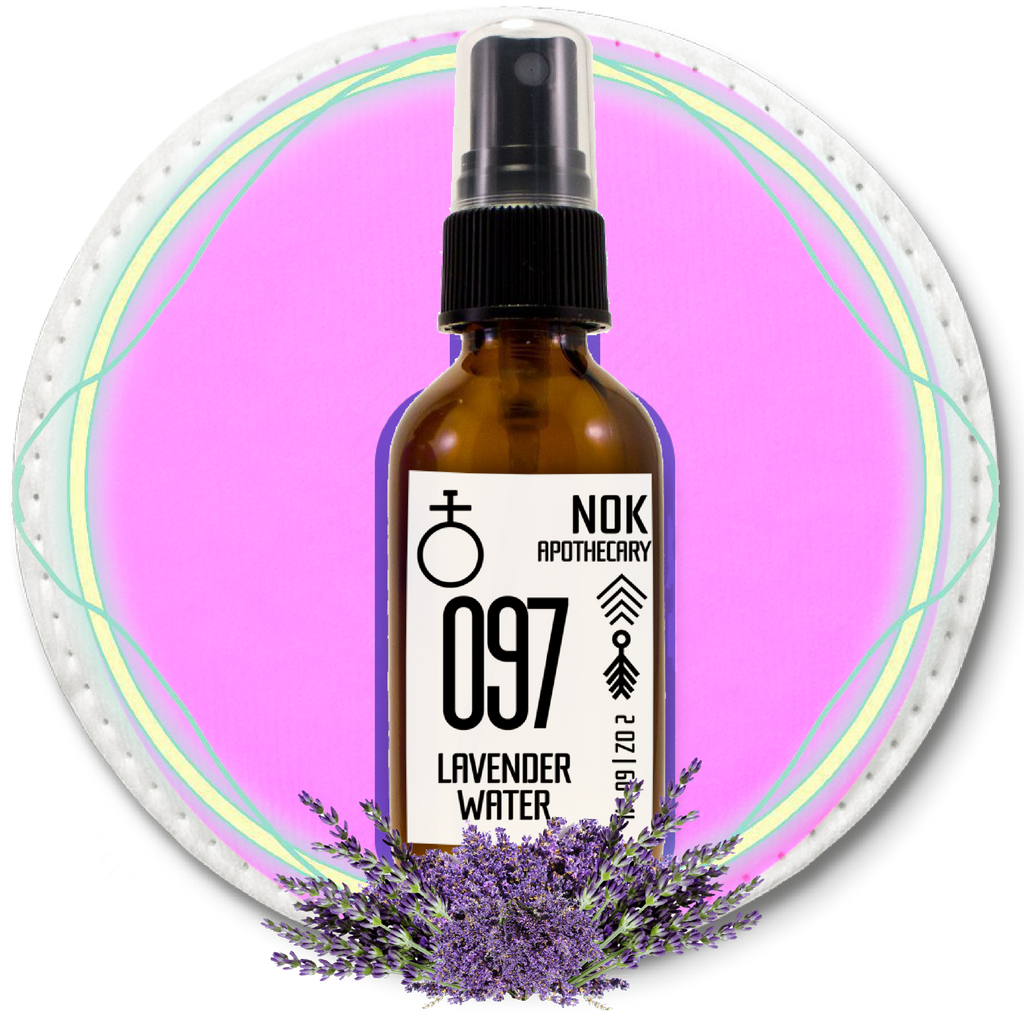 097 | Organic Lavender Water - The Nok Apothecary
