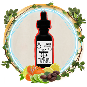 Citrus Jojoba Oil | Turn Up