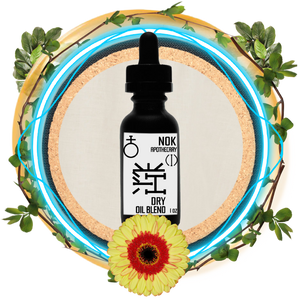 Dry Body Oil | Soften - The Nok Apothecary