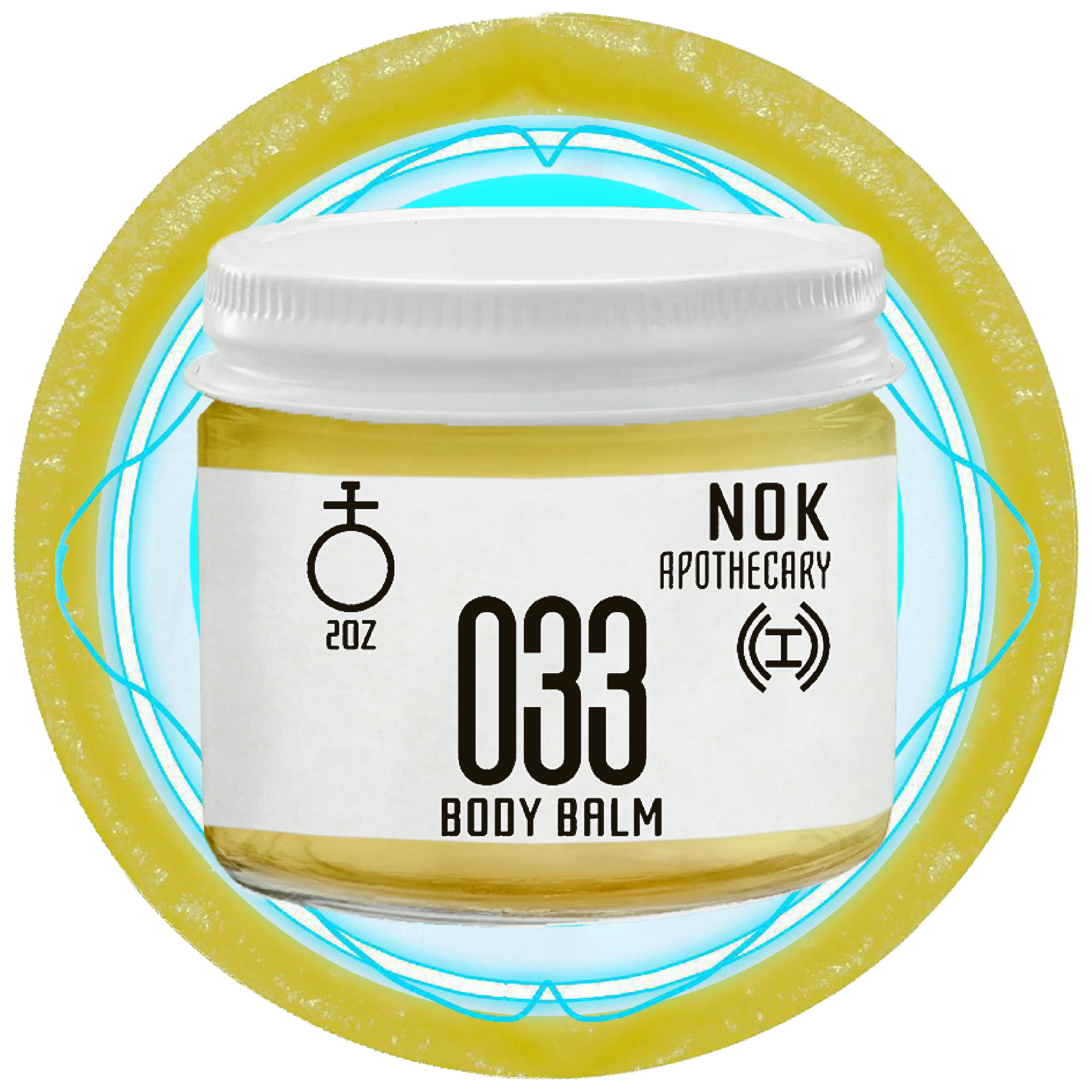 Shea + Coconut Body Balm | 033 - The Nok Apothecary
