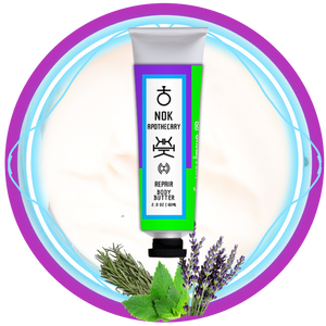 Lavender, Rosemary, Mint Body Butter | Repair