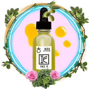 Moringa + Squalene Serum | FACE M - The Nok Apothecary