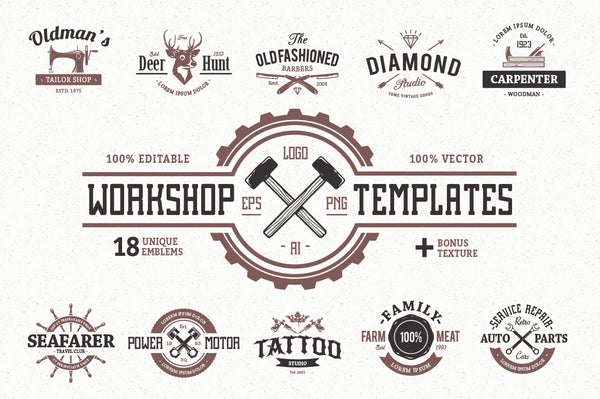 Workshop Emblems