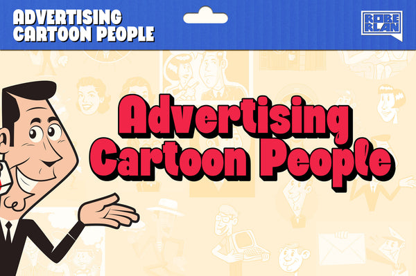Advertising Cartoon People