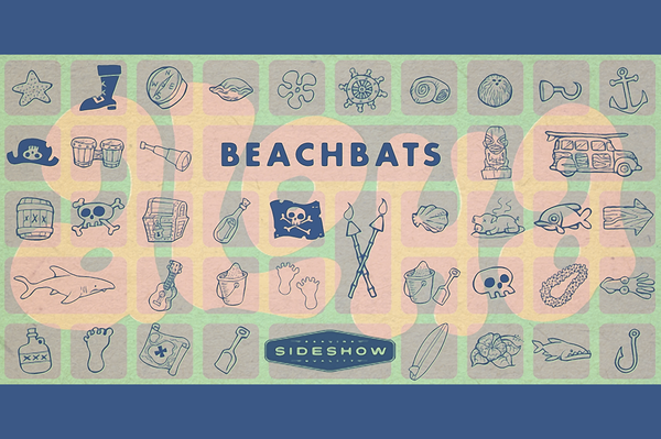 Beachbats - Retro Mart