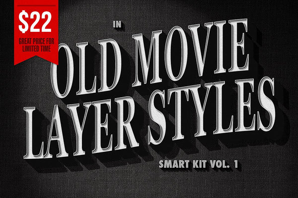 Old Movie Titles - Smart Kit Vol. 1