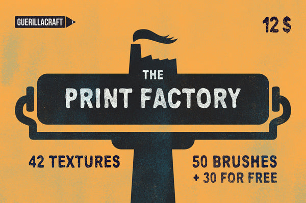 The Print Factory - Retro Mart