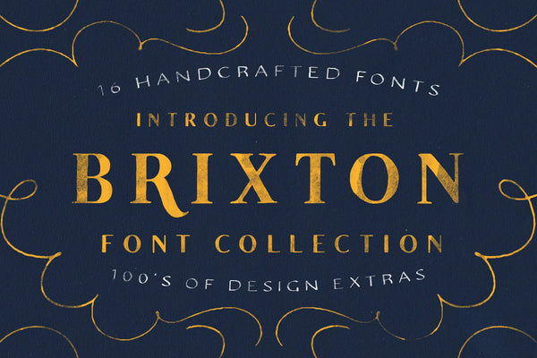 The Brixton Collection - Retro Mart
