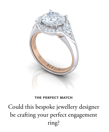 Featured in Denizen Weekly-Finding the Perfect Engagement Ring