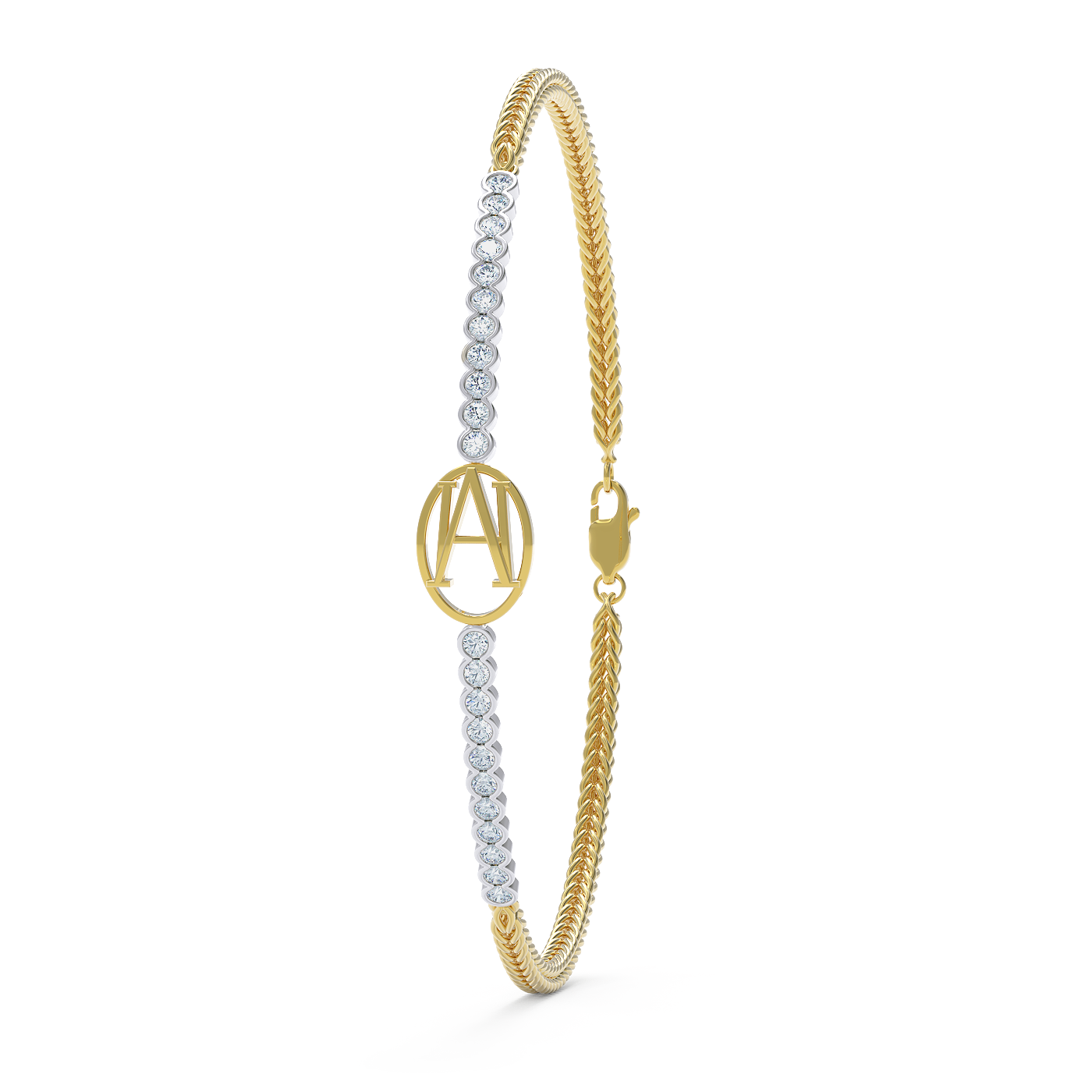Alice Herald Diamond Bracelet