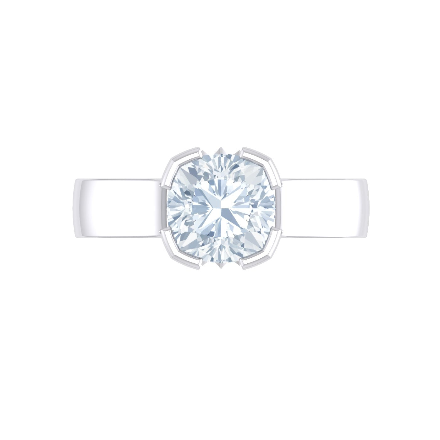 Alice Herald Solitaire Engagement Ring