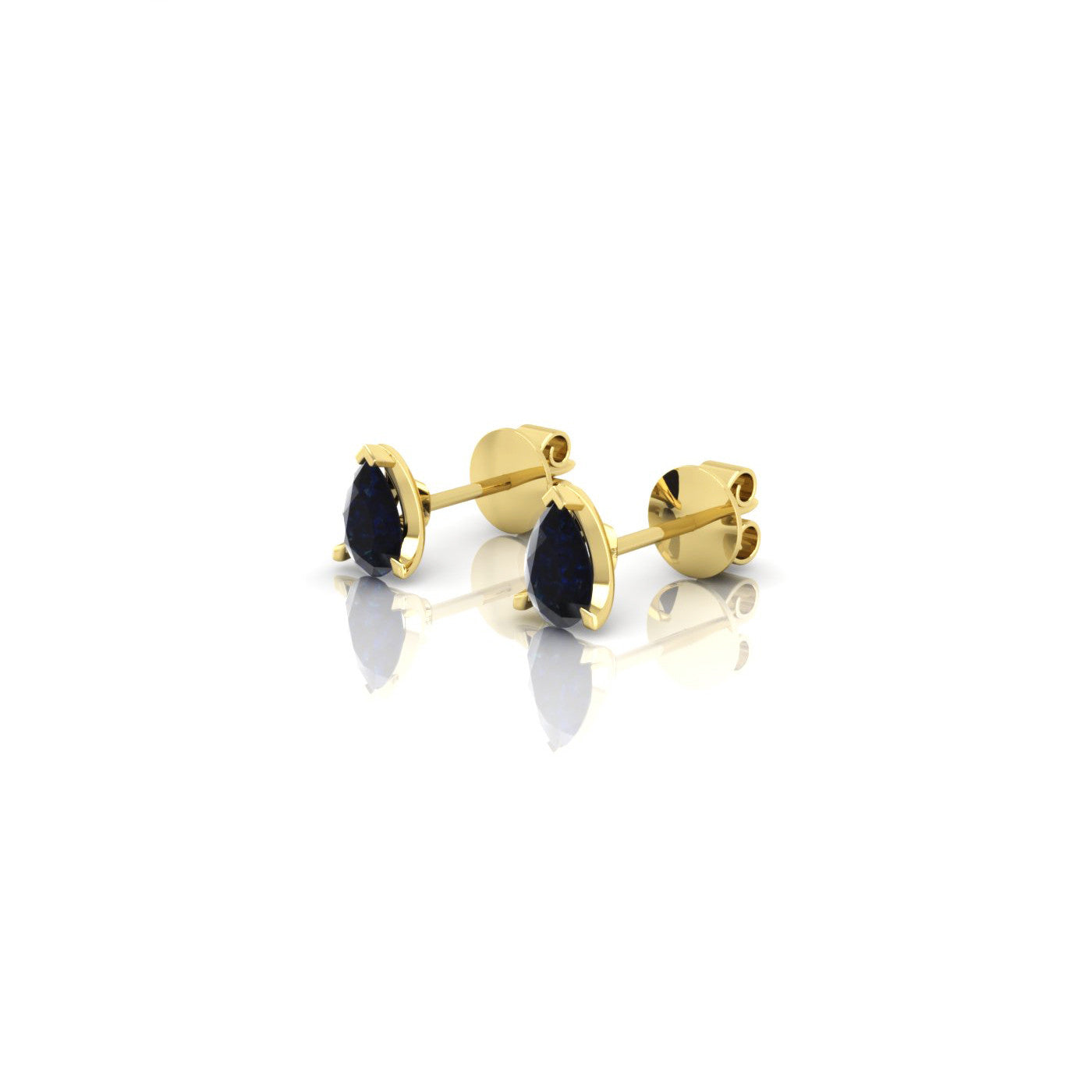 Fly Stud Earrings