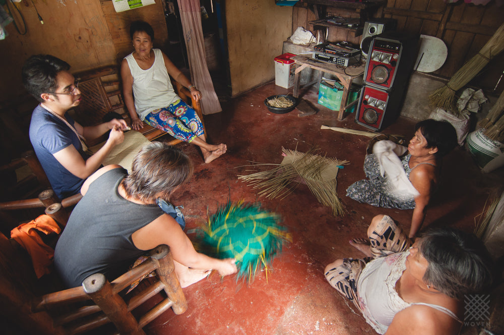 Woven's Grassroots Beginnings: Watch this Feature by CNN Philippines