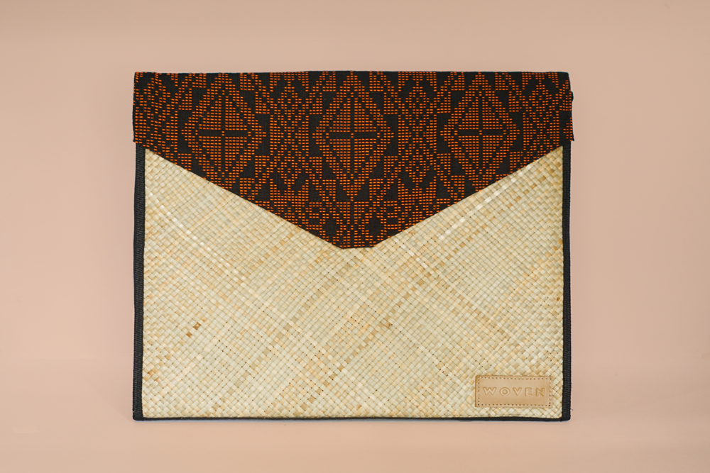 Ginto Laptop Sleeve - Woven Crafts