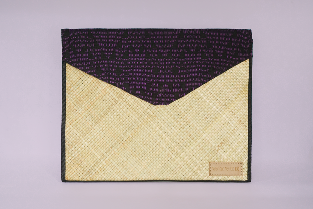 Tala Laptop Sleeve - Woven Crafts