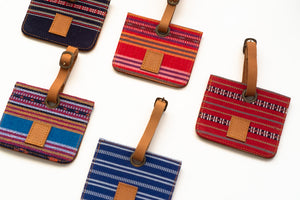 Kapit Bag Tag - Woven Crafts