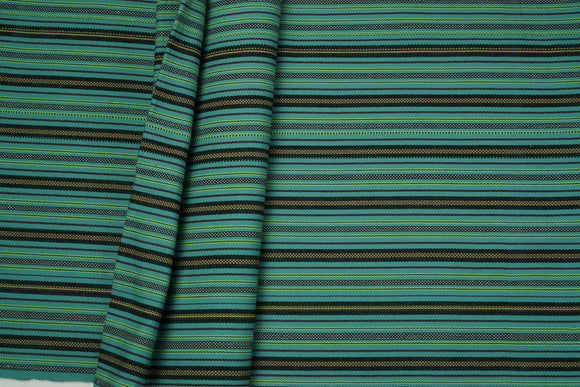 Dark Green Cotton Fabric - Woven Crafts