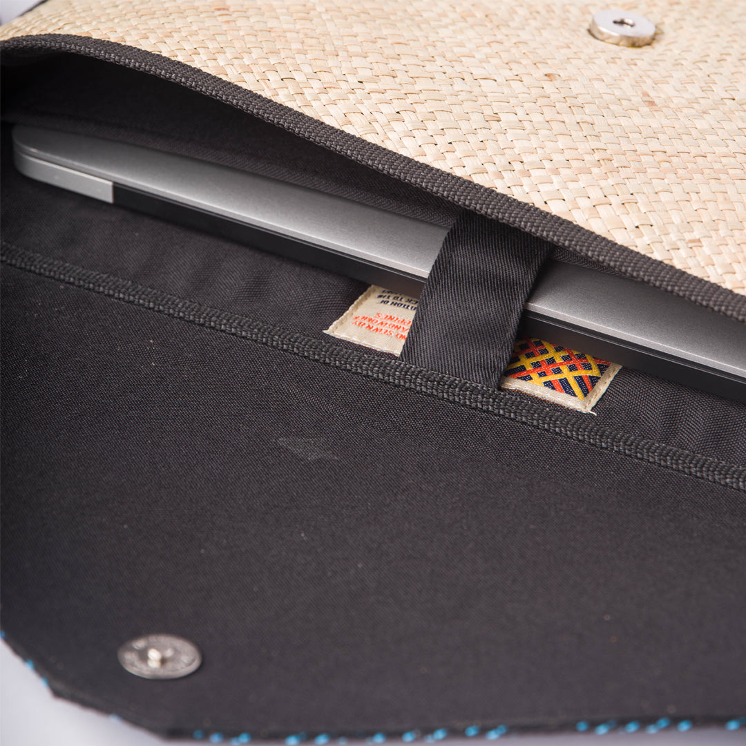 Sinta Laptop Sleeve - Woven Crafts