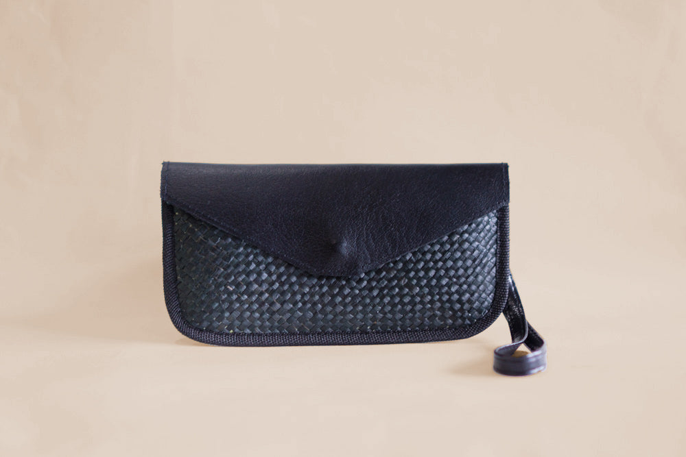 All Black Liham Mini - Woven Crafts