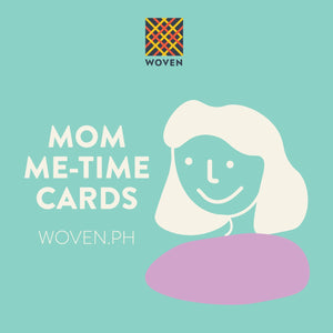 Mom Me-Time Cards - Woven Crafts