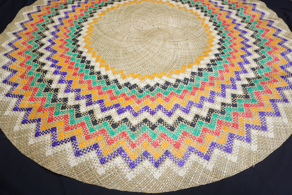 Circular Mats (For Pre-Order) - Woven Crafts