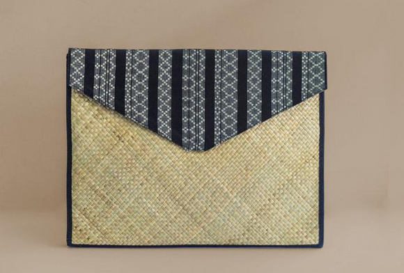 Gabi Laptop Sleeve - Woven Crafts