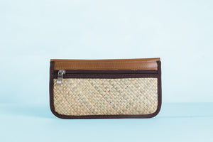 Natural Brown Liham Mini (For Pre-Order) - Woven Crafts