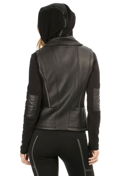 Blanc Noir 3 in 1 Jacket - Sculptique