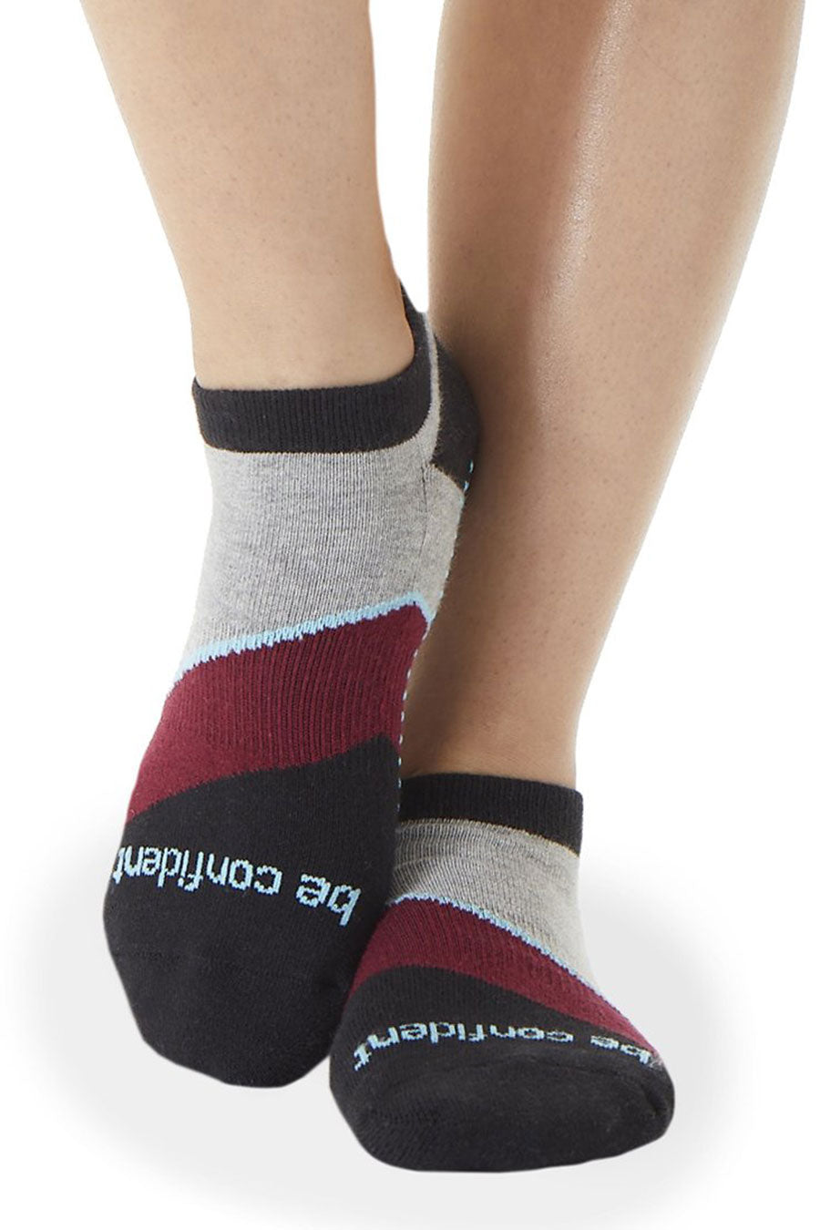 Be Confident Althea Grip Socks