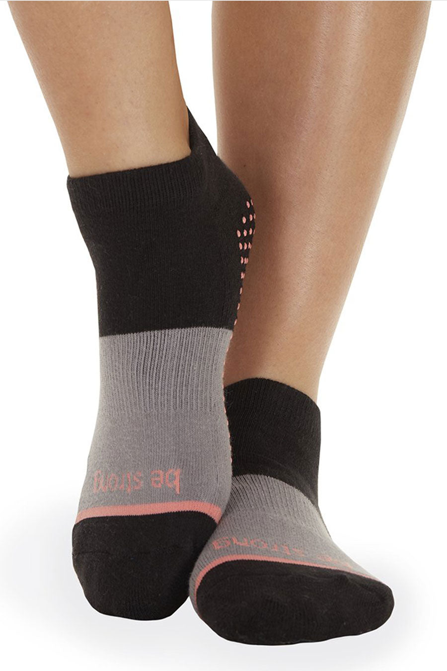 Sticky Be Socks Be Strong Grace Grip Socks - Sculptique
