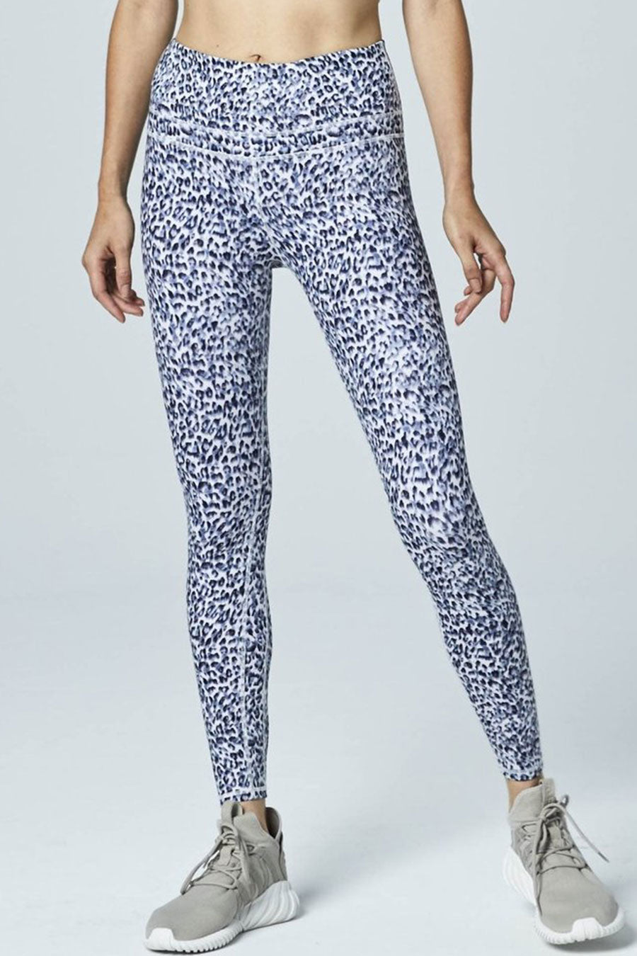 Varley Biona Tight - Distorted Cheetah - Sculptique