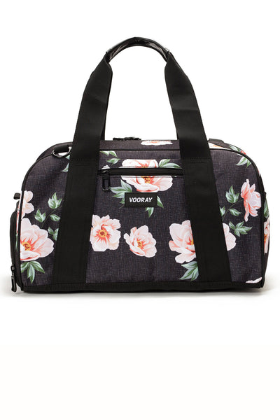 Burner Gym Duffel - Rose Black