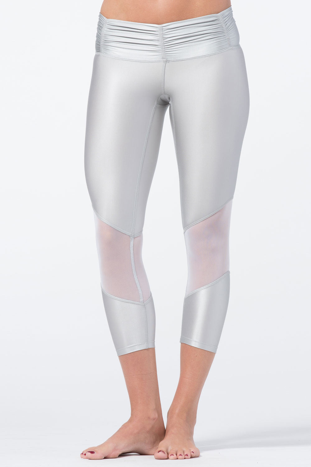 Chill by Will Love Crop - Silver - Sculptique